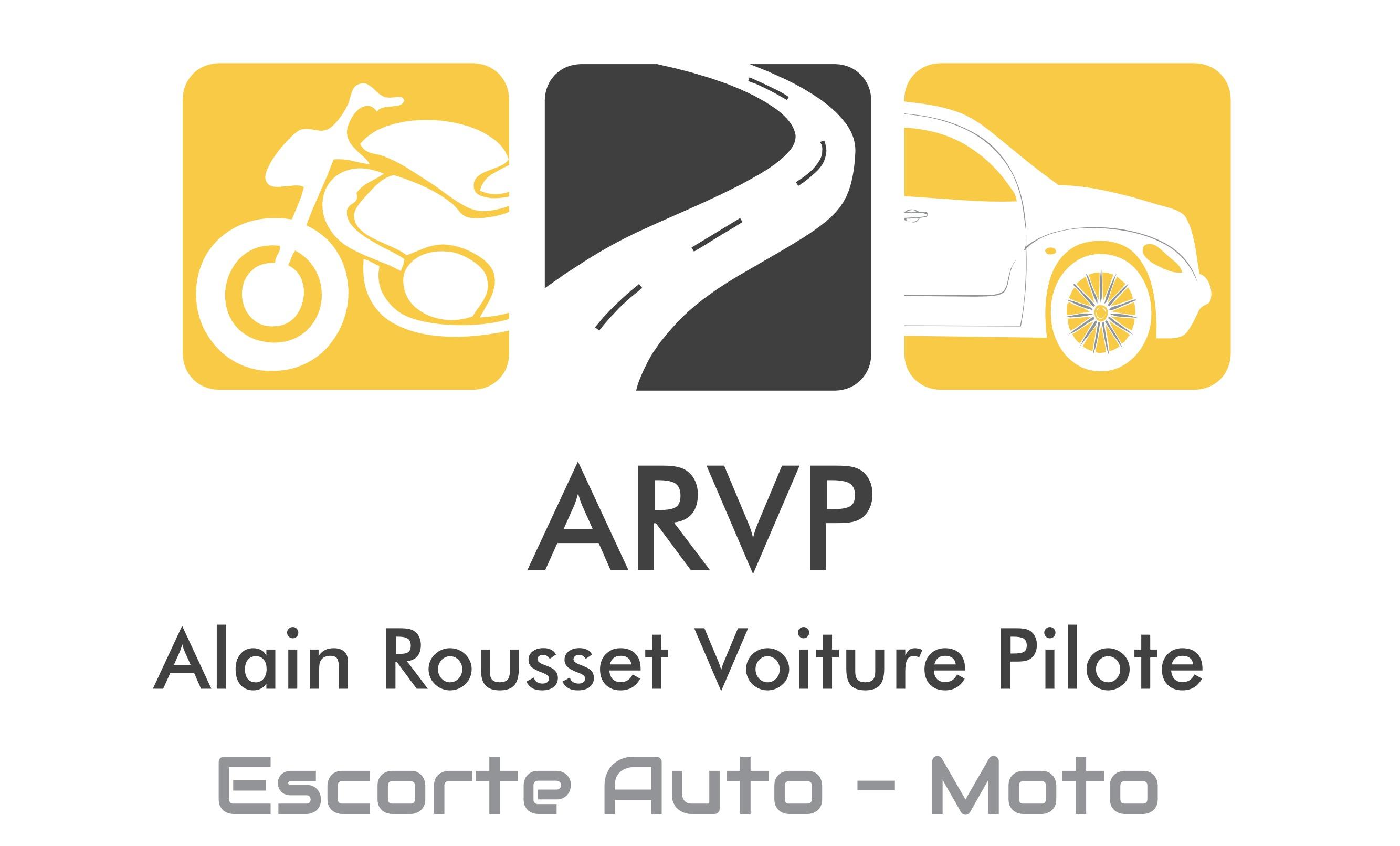 Service d'escorte en voiture et en moto de ARVP à Bouvron logo footer